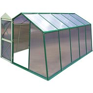 LANITPLAST DODO 8x10 PC 4 mm zelený - Skleník