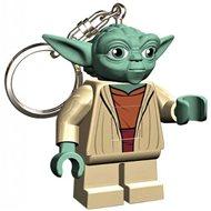 LEGO Star Wars - Yoda - Leuchtender Schlüsselring