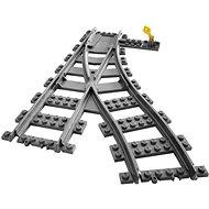 LEGO City 7895 Vlaky, Koleje výhybky