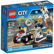 LEGO City Space port 60077 Kosmonauti - startovací sada