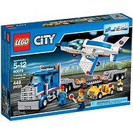 LEGO City Space port 60079 Weltraumjet mit Transporter