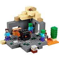 LEGO Minecraft 21119 Hladomorna - Stavebnice