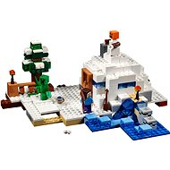 LEGO Minecraft 21120 Snežná skrýša