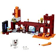 LEGO Minecraft 21122 Die Netherfestung