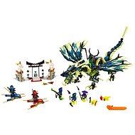 LEGO Ninjago 70736 Útok draka Morro - Stavebnica