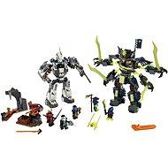 LEGO Ninjago 70737 Bitka s titánskými robotmi