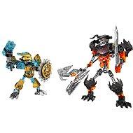 LEGO Bionicle 70795 Vládca Masek vs. Lebkoun Brusič
