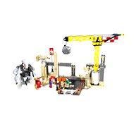 LEGO Super Heroes 76037 Superzlosynovia Rhino a Sandman