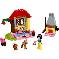 LEGO Juniors 10738 Sněhurčina chaloupka v lese - Stavebnice