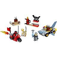 LEGO Juniors 10739 Žraločí útok - Stavebnice