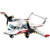 LEGO City 60116 Skvelá vozidlá, Záchranárske lietadlo