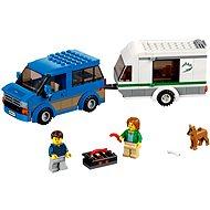 LEGO City 60117 Skvělá vozidla, Dodávka a karavan - Stavebnice