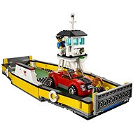 LEGO City 60119 Skvelé vozidlá, Prievoz - Stavebnica