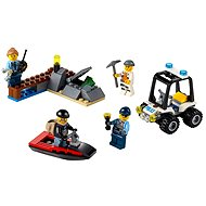 LEGO City 60127 Police, Prison Island Starter Set