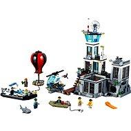 LEGO City 60130 Policie, Vězení na ostrově - Stavebnice