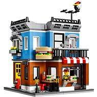 LEGO Creator 31050 Občerstvenie na rohu