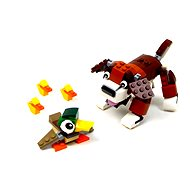 LEGO Creator 31044 Zvieratká z parku