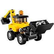 LEGO Creator 31041 Vozidlá na stavbe