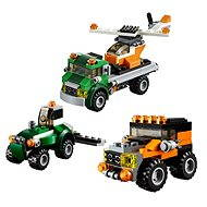 LEGO Creator 31043 Hubschrauber Transporter