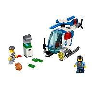 LEGO Juniors 10720 Verfolgung mit dem Polizeihelikopter