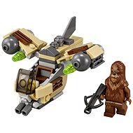 LEGO Star Wars 75129 Wookieská válečná loď - Stavebnice
