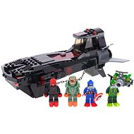 LEGO Super Heroes 76048 Útok s ponorkou Iron Skull