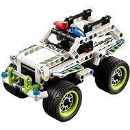 LEGO Technic 42047 Polizei-Interceptor