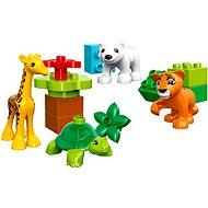 LEGO DUPLO 10801 Mláďatká - Stavebnica