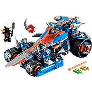 LEGO Nexo Knights 70315 Clay's Rumble Blade