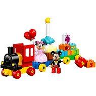 LEGO DUPLO 10597 Přehlídka k narozeninám Mickeyho a Minnie - Stavebnice
