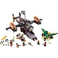 LEGO Ninjago 70605 Nešťastná tvrz - Stavebnica
