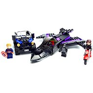 LEGO Super Heroes 76047 Black Panther Pursuit