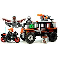 LEGO Super Heroes 76050 Dangerous theft Crossbones