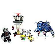 LEGO Super Heroes 76051 Helden und Kampf bis zum Flughafen