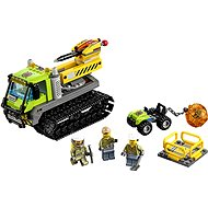 LEGO City 60122 Sopeční průzkumníci, Sopečná rolba