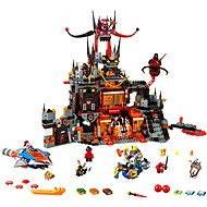 LEGO Nexo Knights 70323 Jestrovo sopečnej brloh