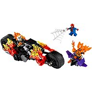 LEGO Super Heroes 76058 Spiderman: Ghost Rider enters the team