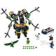 LEGO Super Heroes 76059 Spider-Man: Doc Ocks Tentakelfalle
