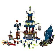 LEGO Ninjago 70732 City of Stiix - Building Kit