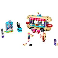 LEGO Friends 41129 Hot Dog Van at amusement park - Building Kit