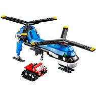 LEGO Creator 31049 helicopter with two propellers