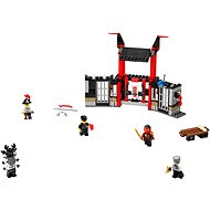 LEGO Ninjago 70591 Útek z väzenia Kryptarium