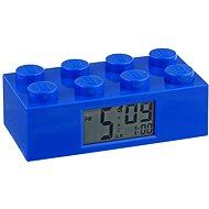 LEGO Brick 9002151 modré - Budík