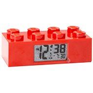 LEGO Brick 9002168 červené - Budík