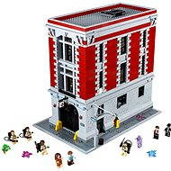 Ghostbusters LEGO 75827 Fire Base