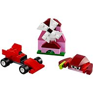 Red LEGO creative box