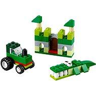 LEGO Classic 10708 Zelený kreatívne box - Stavebnica