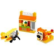 LEGO orange creative box