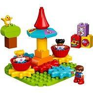 LEGO DUPLO My First 10845 Můj první kolotoč - Stavebnice