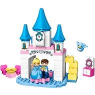 LEGO DUPLO Princess 10855 Popelčin kouzelný zámek - Stavebnice